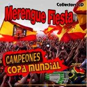 Campeones Copa Mundial 2010 (Collectors CD) by Merengue Fiesta