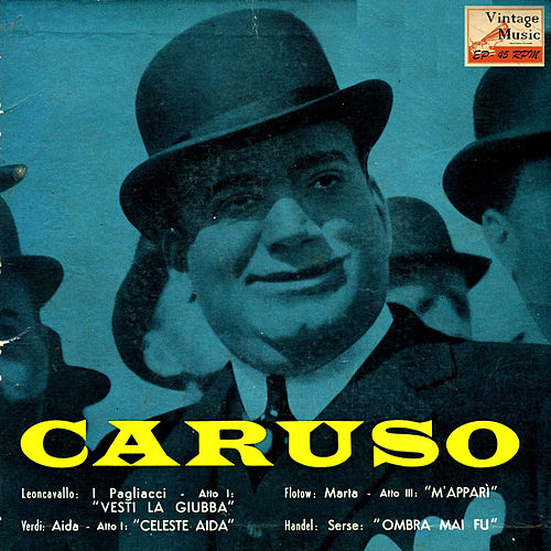 Play & Download Vintage Tenors Nº 4 - EPs Collectors '4 Romanze Celebri' by Enrico Caruso | Napster