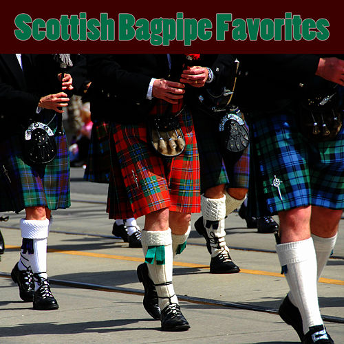 Play & Download Scottish Bagpipe Favorites by Scottish Bagpipe Ensemble | Napster