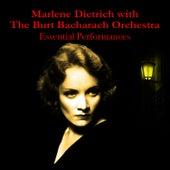 Essential Performances by Marlene Dietrich