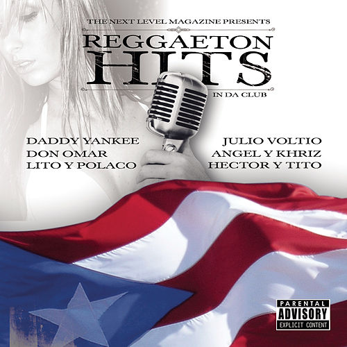 Reggaeton Allstars: Reggaeton Hits In Da Club by Various Artists