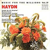 Music For The Millions Vol. 37 - Joseph Haydn by Various Artists