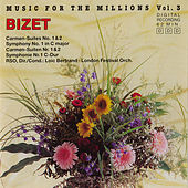Music For The Millions Vol. 3 - Georges Bizet by Various Artists