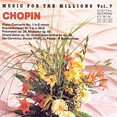 Play & Download Music For The Millions Vol. 7 - Frederic Chopin by Various Artists | Napster