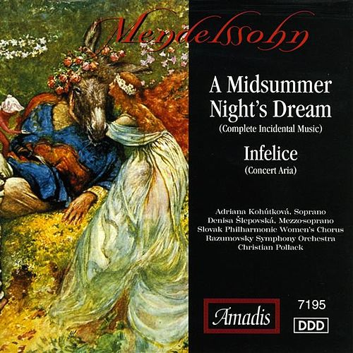 Play & Download Mendelssohn: A Midsummer Night's Dream, Opp. 21 and 61 by Various Artists | Napster