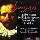 Play & Download Chabrier / Glinka / Massenet / Ravel: Spanish Festival by Antonio de Almeida | Napster