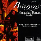 Play & Download Brahms: 21 Hungarian Dances by Andrew Mogrelia | Napster