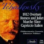 Play & Download Tchaikovsky: 1812 Overture / Romeo and Juliet / Capriccio Italien by Johannes Wildner | Napster
