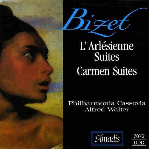 Play & Download Bizet: Carmen Suites Nos. 1 and 2 / L'Arlesienne Suites Nos. 1 and 2 by Alfred Walter | Napster