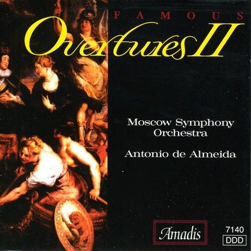 Play & Download Famous Overtures, Vol. 2 by Antonio de Almeida | Napster