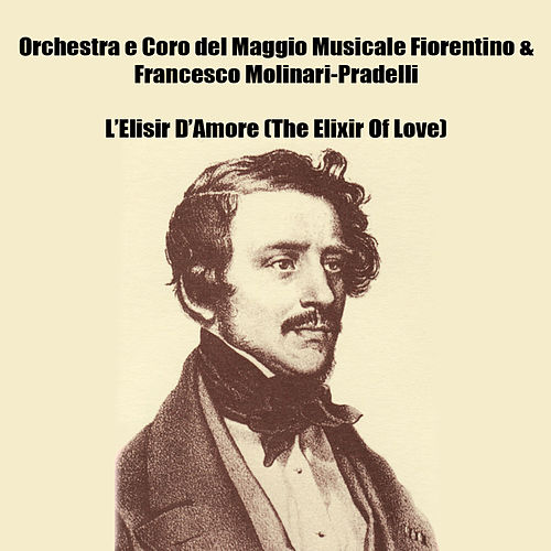 Play & Download L'Elisir D'Amore (The Elixir Of Love) by Various Artists | Napster