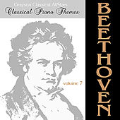 Classical Piano Themes Beethoven Volume 7 by Grayson Classical All Stars