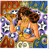 Rock n Roll Au Go Go Vol. II by Various Artists