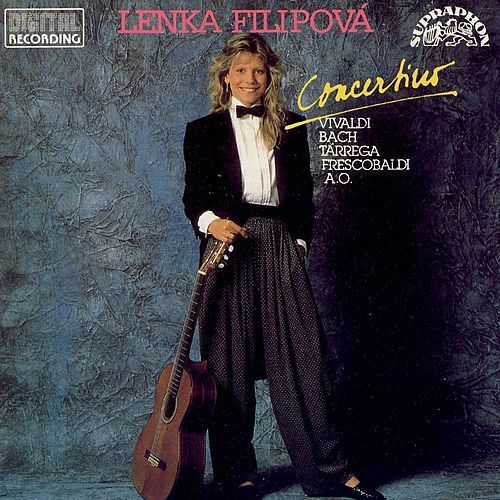 Play & Download Concertino by Lenka Filipova | Napster
