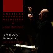 Janáček: Sinfonietta by American Symphony Orchestra