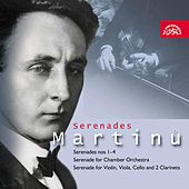 Martinu: Serenades by Prague Chamber Orchestra
