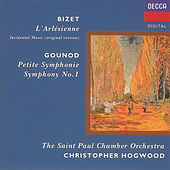 Play & Download Gounod: Symphony No.1; Petite symphonie etc by St. Paul Chamber Orchestra | Napster