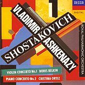 Play & Download Shostakovich: Violin Concerto No.1; Piano Concerto No.2 by Various Artists | Napster