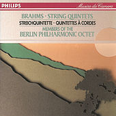 Play & Download Brahms: The String Quintets by Members of the Berlin Philharmonic Octet | Napster