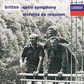 Play & Download Britten: Cello Symphony; Sinfonia da Requiem; Cantata Misericordium by Various Artists | Napster