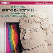 Beethoven: Septet in E flat/Sextet in E flat by Members of the Berlin Philharmonic Octet