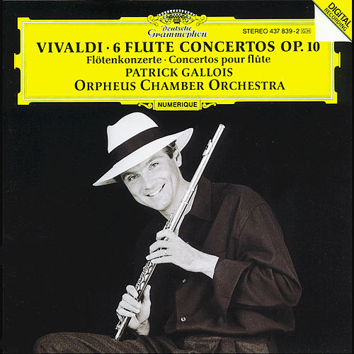 Play & Download Vivaldi: 6 Flute Concertos Op.10 by Patrick Gallois | Napster