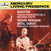 Play & Download Bartók: Violin Concerto No. 2; Suite No. 2 by Various Artists | Napster