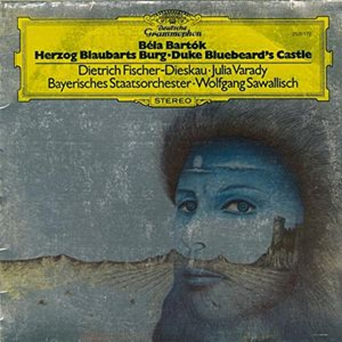 Bartók: Bluebeard's Castle by Various Artists