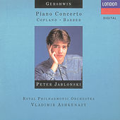 Play & Download Gershwin: Piano Concerto/Copland: El salón Mexico, etc. by Peter Jablonski | Napster