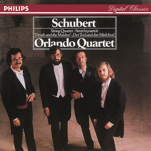 Schubert: String Quartet in D minor 'Death and the Maiden' by Orlando Quartet