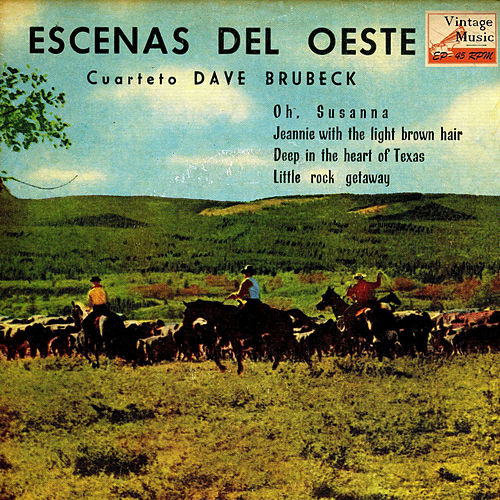 Play & Download Vintage Jazz No. 102 - EP: West Scenes by Dave Brubeck | Napster