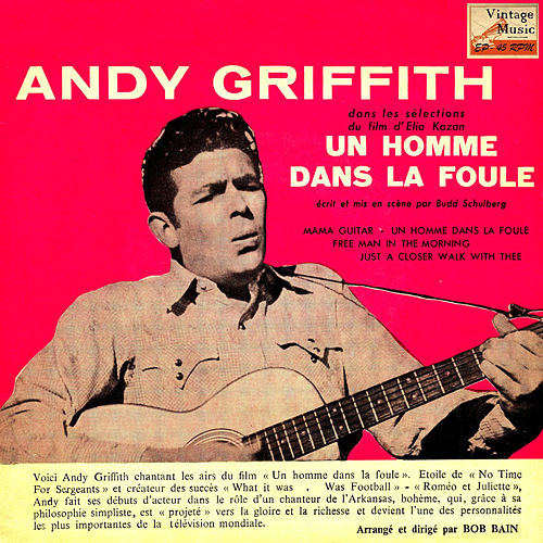 Vintage Rock No. 43 - EP: A Face In The Crowd by Andy Griffith