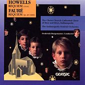Play & Download Howells: Requiem - Faure: Requiem, Op. 48 by Various Artists | Napster