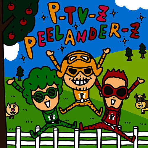 Play & Download P-Tv-Z by Peelander-Z | Napster
