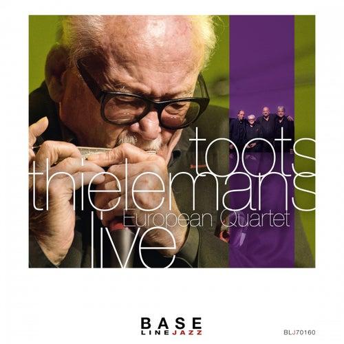 European Quartet LIVE by Toots Thielemans