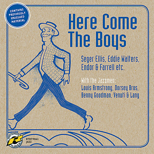 Play & Download Here Come The Boys - 1925-1932 by Various Artists | Napster