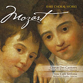 Mozart: Rare Choral Works by Various Artists