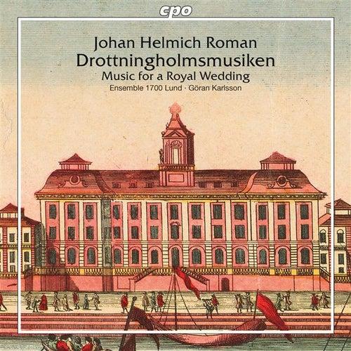 Roman: Drottningholmsmusique by Goran Karlsson