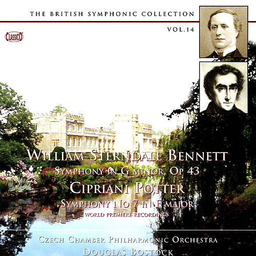 The British Symphonic Collection, Vol. 14 by Douglas Bostock