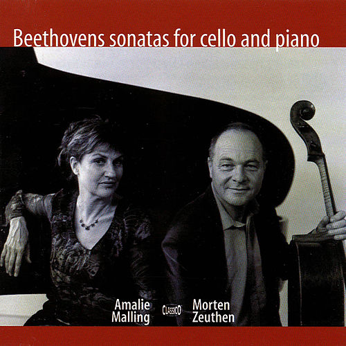 Beethoven Sonatas for Cello and Piano by Various Artists