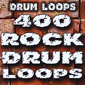 Play & Download 400 Huge Rock Drum Loops by Drum Loops | Napster