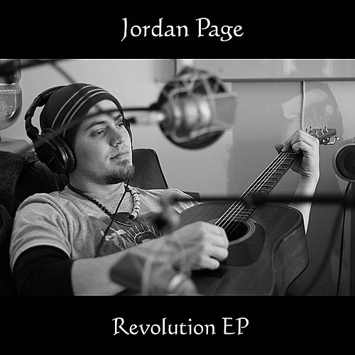 Revolution EP by Jordan Page