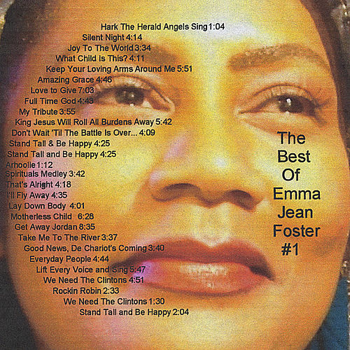 The Best of Emma Jean Foster Compilation Cd by Emma Jean Foster Fiege