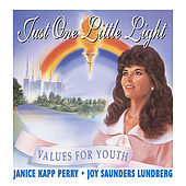 Just One Little Light by Joy Saunders Lundberg