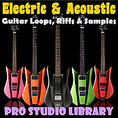 Electric & Acoustic Guitar Loops, Riffs & Samples by Pro Studio Library