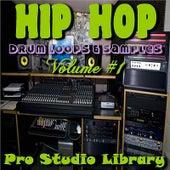 Hip Hop Drum Loops & Samples, Vol. #1 by Pro Studio Library