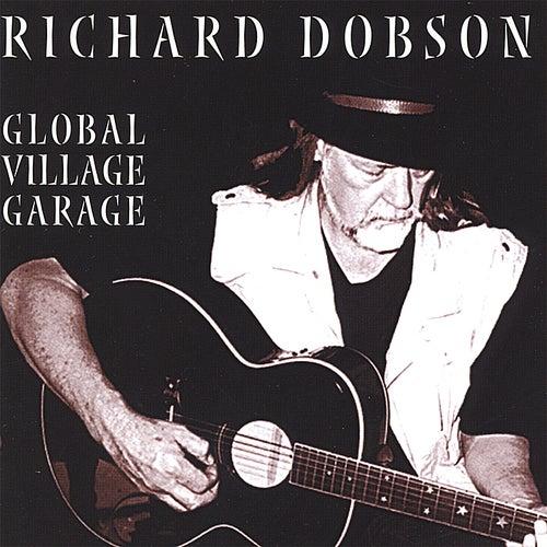 Global Village Garage by Richard Dobson