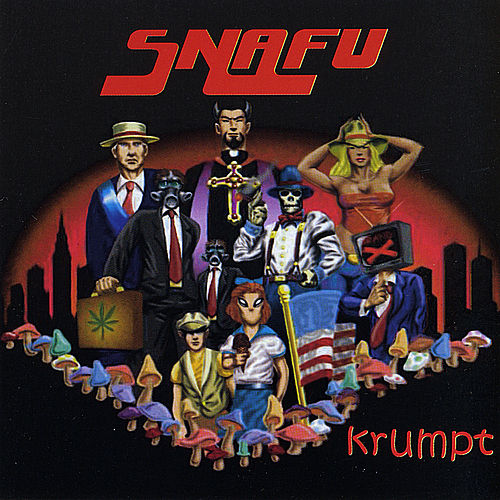 Krumpt by Snafu