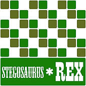 The Dino Soars by Stegosaurus Rex