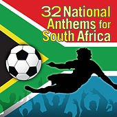 32 National Anthems for South Africa by World Sound Orchestra
